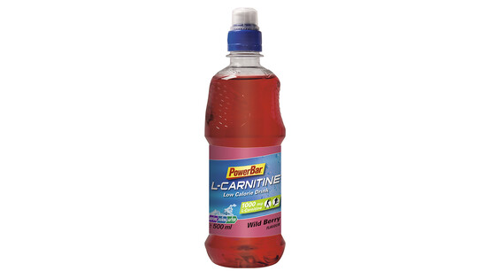 Powerbar L-Carnitin Low Calorie Drink 500 ml PET-fles
